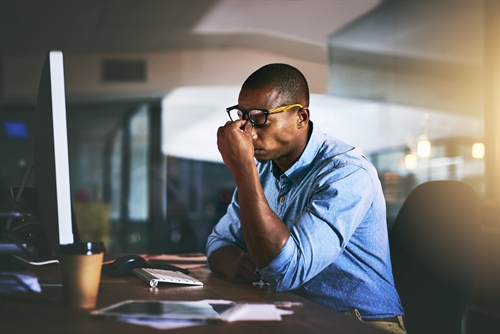 Mental Health and Race in the Workplace